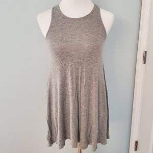 Forever 21 Casual Grey Tank Dress